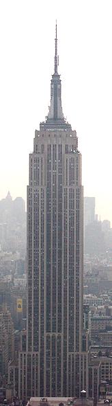 Photograph from Rockefeller Center