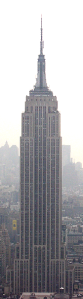 Photograph from Rockefeller Center