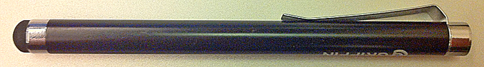 Tablet computer stylus