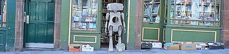 The hermeneutical intractability of Asimov's three laws ofrobotics