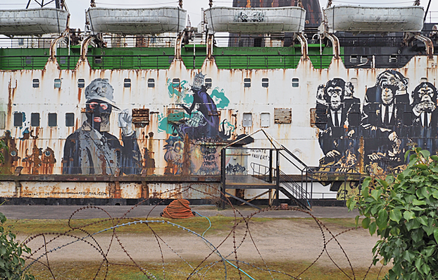 TSS Duke of Lancaster Ship1