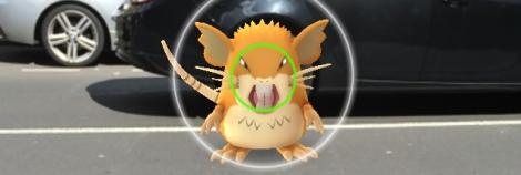 Pokémon Go versusIngress
